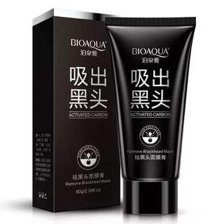 (3 for $6) Bioaqua Blackhead Mask Exfoliator  60g