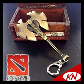 Dota 2 Keychains and necklace