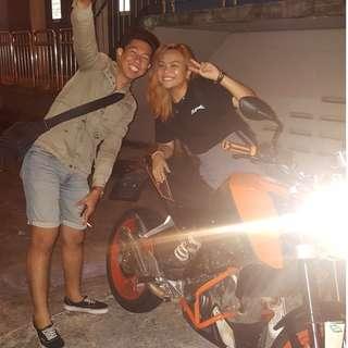 Motorcycle Rental / Lease Singapore
