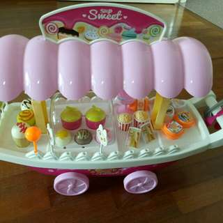 Ice Cream Trolley For Girl