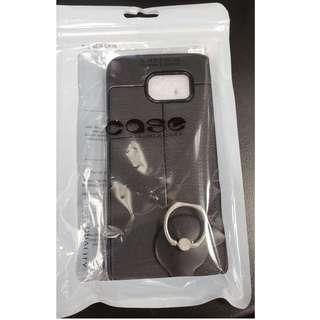 全新Samsung Galaxy S7 edge 手機黑色軟套