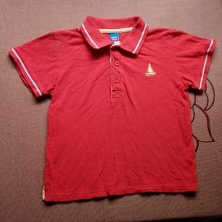 男童短袖POLO衫