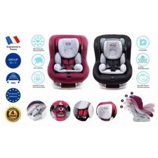 🔥Bsafe Cozy Convertible Car Seat 🔥