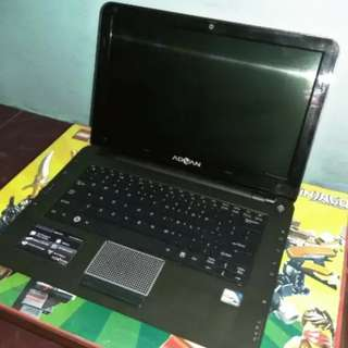 Laptop/netbook Advan P3N-51125