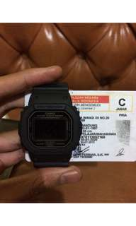 gshock dw 5600 military series