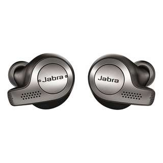 [IN-STOCK] Jabra - Elite 65t True Wireless Earbud Headphones - Titanium Black