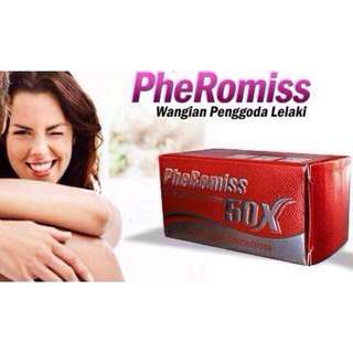 Pheromiss for her (perfume pewangi pemikat lelaki) Pheromiss 50X 10 ml (Women's Pheromone)