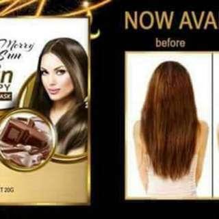 Chocolate Keratin Hair Mask Treatment