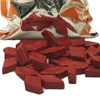 Candle Dye - Orange Colour Diamond Chip