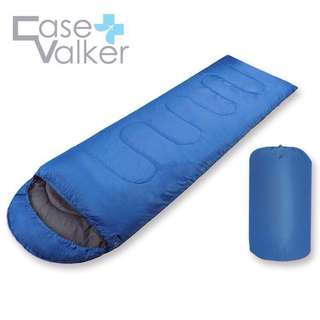 Case Valker Light weight polyester water resistant portable Sleeping Bag