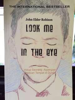 Look Me In The Eye - John Elder Robison (Bahasa Indonesia)