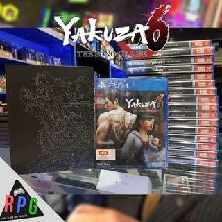 [PS4] Yakuza 6