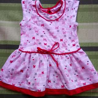 Baby and Me Dress Size M