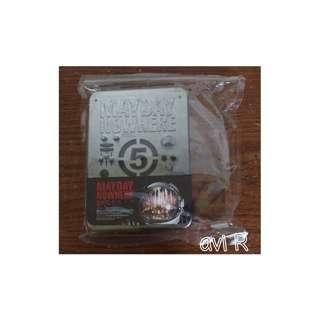 全新 五月天 諾亞方舟 DVD鐵盒版