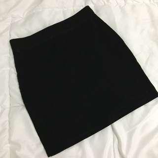 H&M Bandage skirt