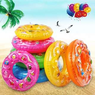 Inflatable Ring Lifebuoy Salbabida