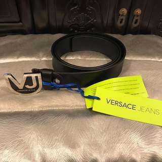 Versace Jean 皮帶全新男女通用