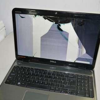 Repair lcd laptop screen