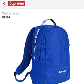 Supreme Backpack Royal