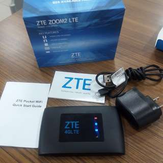 ZTE Pocket Wifi