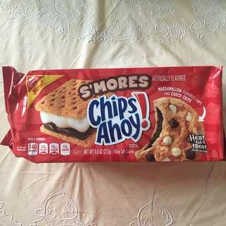 Chips Ahoy Smores Cookies