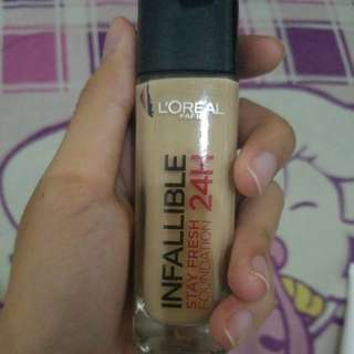 Foundation Loreal INFALIBLE 24H
