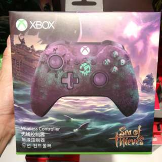 (Brand New) XBox One Wireless Controller with Bluetooth - Sea or Thieves Edition (with 90 days warranty by Singapore Microsoft)