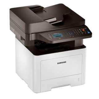 Samsung ProXpress SL-M3375FD Laser Multifunction Printer - Brand New!