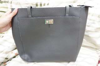 Clarins Bag Grey
