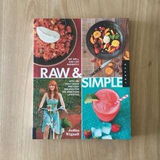 Raw & Simple - Cookbook