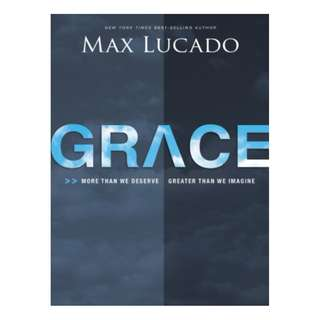 [eBook] Grace - Max Lucado