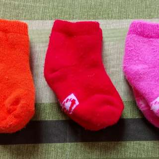 Dunlop socks for baby girl