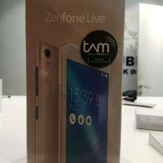 Asus Zenfone Live bisa cicilan tanpa kartu kredit