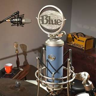 Bluebird Condenser Vocal Crispy Mic