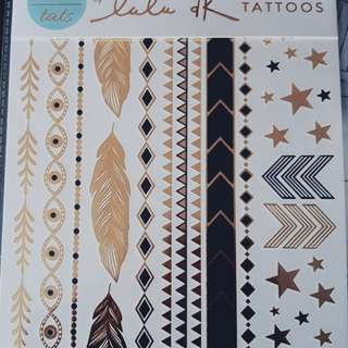 Temporary Tattoos(Boho)