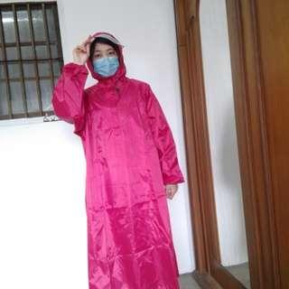 超厚防水雨衣