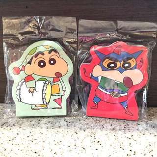 RARE!!! PREORDER FOR 4DAYS ONLY!! DIRECT IMPORTED FROM JAPAN!! 100% AUTHETNIC CRAYON SHIN CHAN'S MEMO PAD!!! SUPER KAWAII AND RARE!! ONLY AVAILABLE IN JAPAN!! SHIN CHAN'S FAN!! HURRY!! PO CLOSING REAL SOON!!