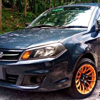 SAMBUNG BAYAR @ CONTINUE LOAN Proton Saga FLX 1.3L CVT