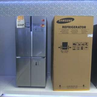 Penawaran Spesial Samsung Reff SXS 500L  Normal Price Rp 25.999.000