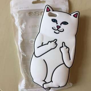 中指貓 iPhone Case 6/6s