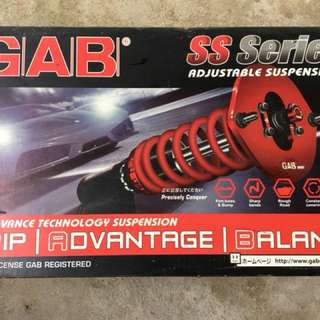 Gab ss series adjustable HLSH myvi
