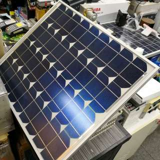 45w solar panel 12vdc