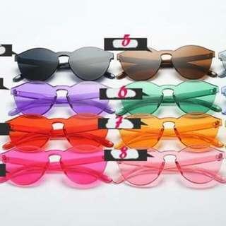 Kacamata Candy / Jelly