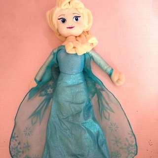 Elsa doll ( turun harga )