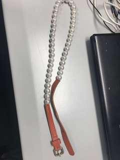 珍珠腰帶 belt