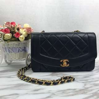 Chanel diana bag 23cm