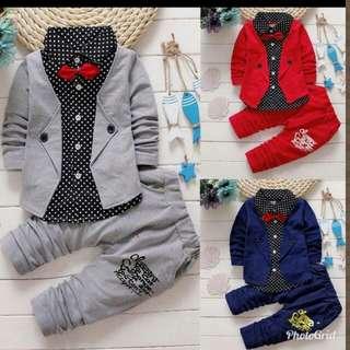 Pakaian kanak kanak