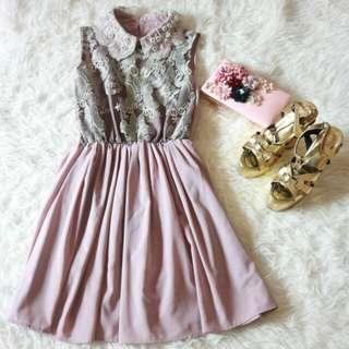 Dress Dusty Pink Payet