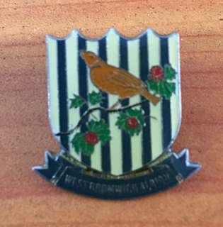 Collectibles...Vintage WEST BROMWICH ALBION FOOTBALL CLUB