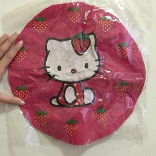 Hello Kitty Shower Cap